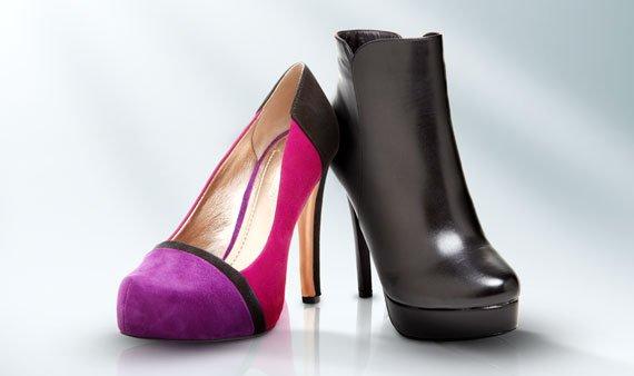 Colorful Shoe Shop  - Visit Event