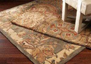 The Langley Collection: Handspun Wool Rugs