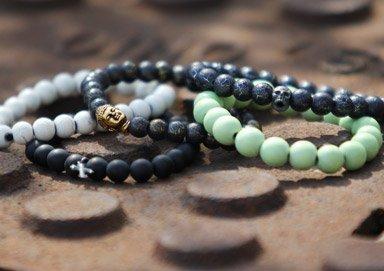 Shop Beaded Bracelets by DYOH
