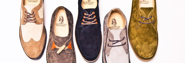 Shop New Arrivals from Hush Puppies