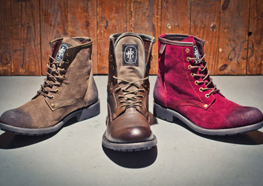 Shop Boots & Oxfords by Iron Fist