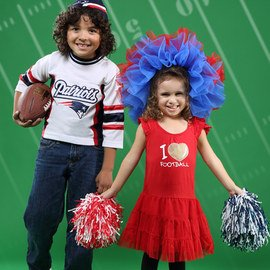 NFL Game Day: Kids' Apparel & Accents