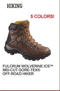 Fulcrum Wolverine ICS Mid-Cut GORE-TEX