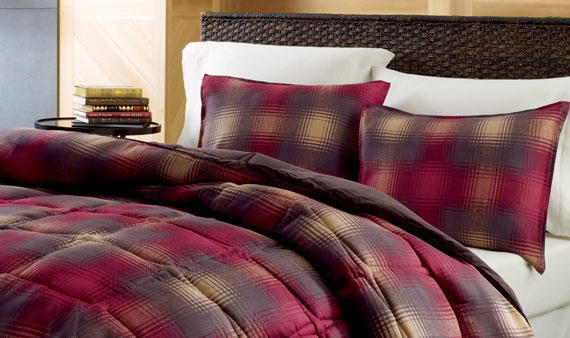 Eddie Bauer Bedding    - Visit Event