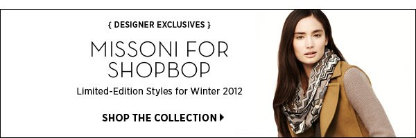 Shop our exclusive Missoni for Shopbop Scarves. Shop now >>