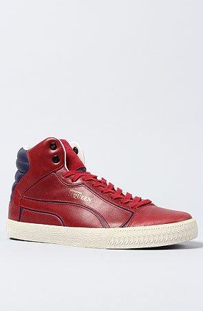 The Alexander Mcqueen Street Climb II Mid Sneaker