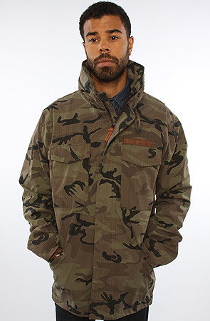 The M-65 Field Jacket in Camo