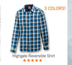 Highgate Reversible Shirt