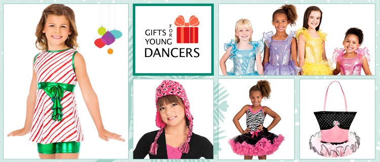 Gifts for young dancers
