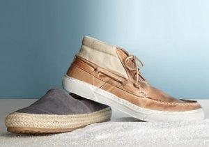 Downtown Style: Men's Footwear Picks