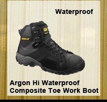 Argon Hi Waterproof Composite Toe Work Boot