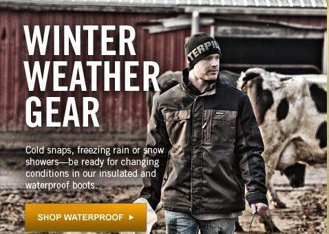 Winter Weather Gear Shop Waterproof