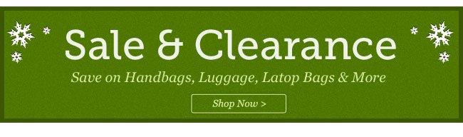 SALE & CLEARANCE   Shop Now