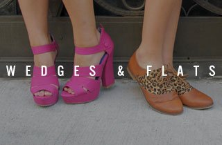 Wedges and Flats