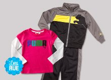 PUMA Kids' Clothing