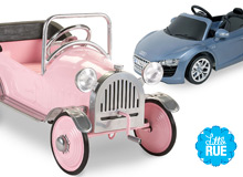 Take a Joyride Luxe Ride-On Toys