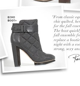 Click here to shop Echo Boot