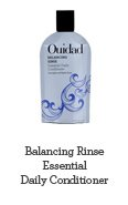 Balancing Rinse Essential Daily Conditioner