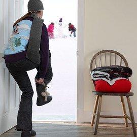 Let It Snow: Apparel & Footwear