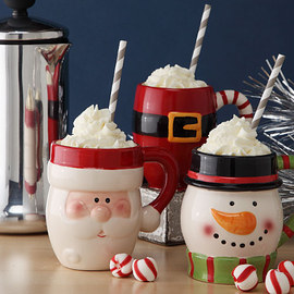 Let It Snow: Hot Drinks
