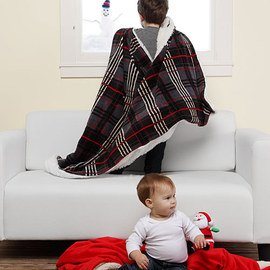 Let It Snow: Blankets & Throws