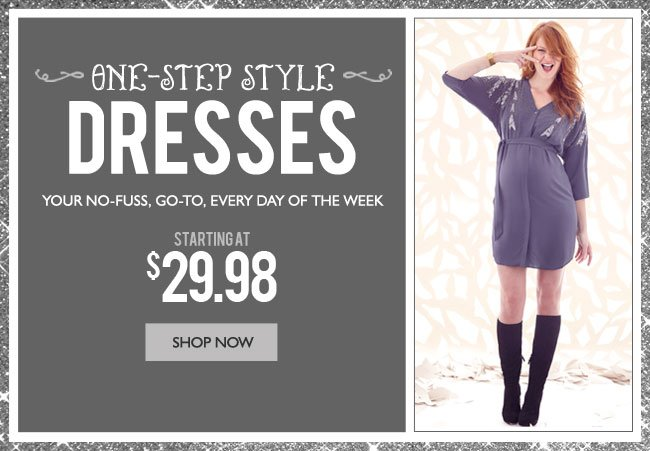 One-Step Style Dresses