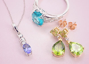 Fall Gemstone Collections