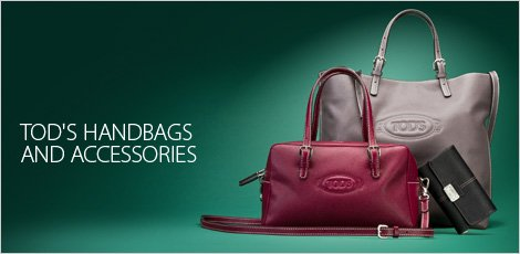 Tod's Handbags and Accessories -S-ISABEY