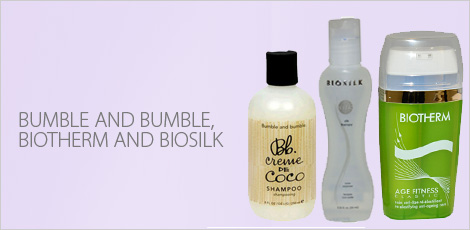 Bumble and Bumble - Biotherem - Biosilk