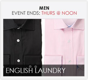 ENGLISH LAUNDRY - Men's