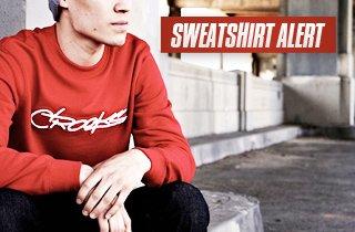 Sweatshirt Alert