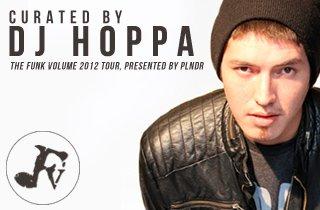 Curated by DJ Hoppa