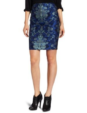 Tracy Reese <br/>Skirt with Twill Back