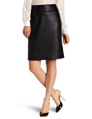 Anne Klein Collection <br/> Alligator Skirt
