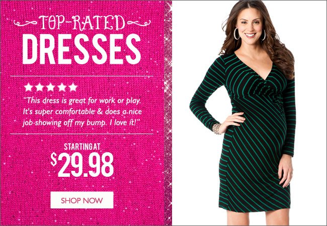 Dresses: Top-Rated Styles