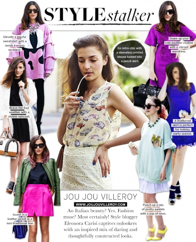 Style Stalker: Eleonora Carisi