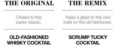 Remix Cocktail Hour