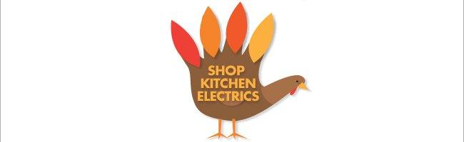 SHOP KITCHEN ELECTRICS