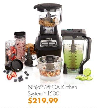 Ninja® MEGA Kitchen System™ 1500 $219.99