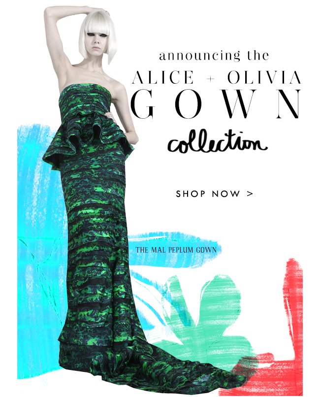 Introducing Gowns