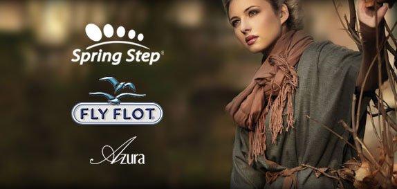 Spring Step, Fly Flot & Azura