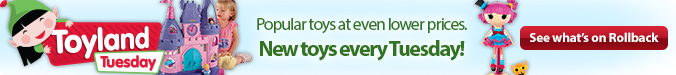 Toyland Tuesdays