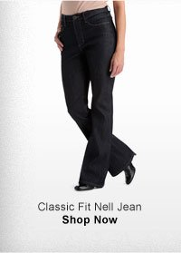 CLASSICE FIT NELL JEAN SHOP NOW
