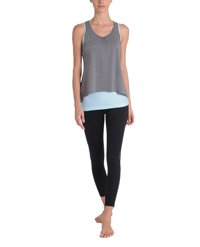Ice-Stripe Collection Tank