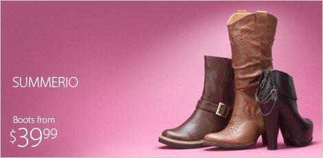 Summerio Boots