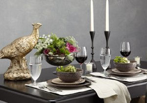 The Refined Holiday Table