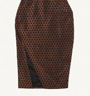 Diamond Geo Skirt By Boutique