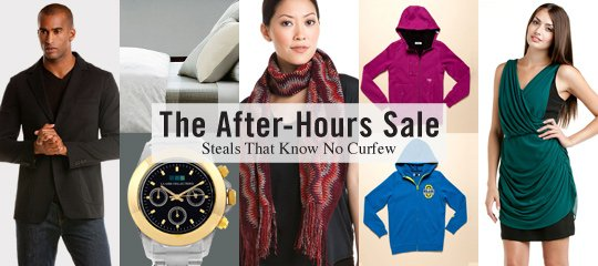 The After-Hours Sale: Steals That Know No Curfew