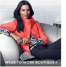 Wear–To–Work Boutique