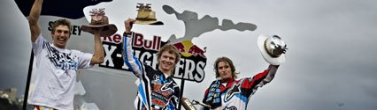 FMX Star Levi Sherwood Triumphs at X-Fighters Sydney, Crowned World Champion